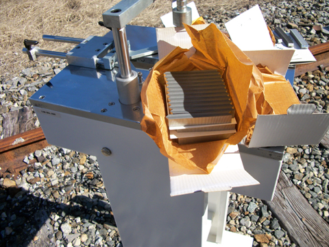 FS 1000 frame joiner